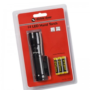 HAND TORCH 14 LED