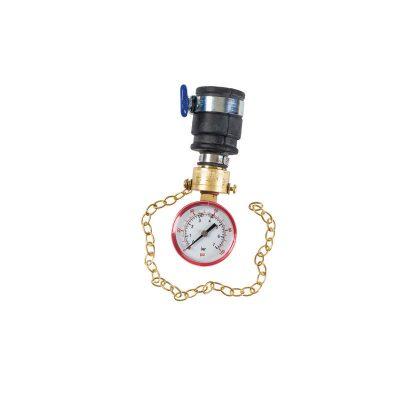 0-6 BAR WATER PRESSURE GAUGE|