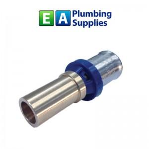 Press-fit-Brass-Spigot-Adaptor